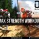 'Max Strength' E-book cover