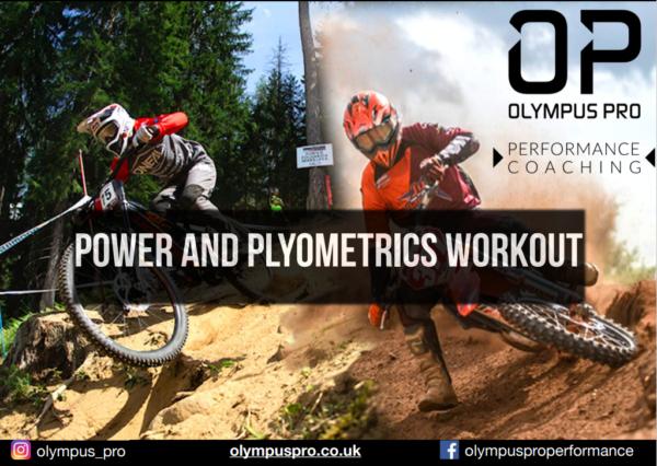 'Power and Plyometrics' E-book cover