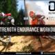 'Strength Endurance' E-book cover